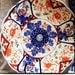 Antique Imari Charger Plate