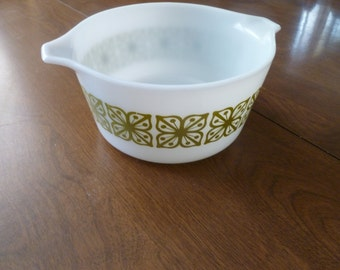 Small Pyrex Serving Bowl
