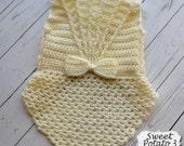 Yesterday's Dreams Vest - Crochet Pattern