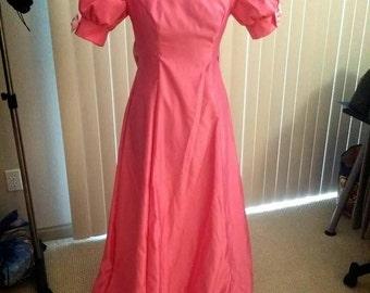 Custom Tailored Princess Gown