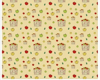 Apple Harvest Exclusive Fabric
