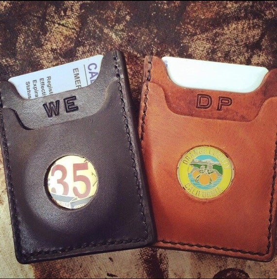 challenge coin wallet