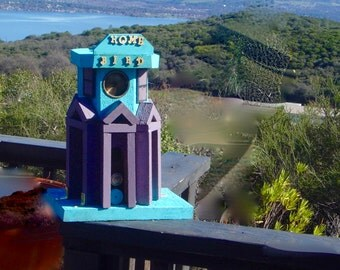 Marlin Birdhouse