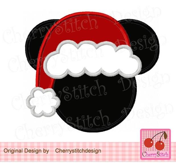 Christmas mickey | Etsy