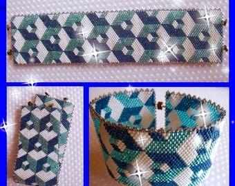 10-Beaded Bracelet