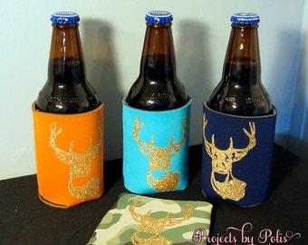 Deer * Can Cooler * Drink Holder *