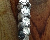"""the """"happy face"""" keychain"""