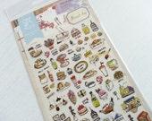 Brunch Day Sticker  - 1 Sheet