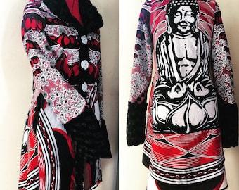 Deposit for a Custom Lotus Buddha Petal coat