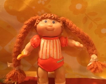 1980's Cabbage Patch Doll Figure