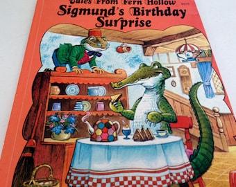 Sigmund's Birthday Surprise by John Patience - Landoll 1993