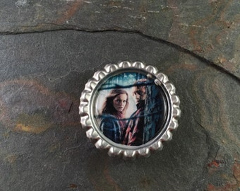 Hermione Ron Harry Potter Magnet