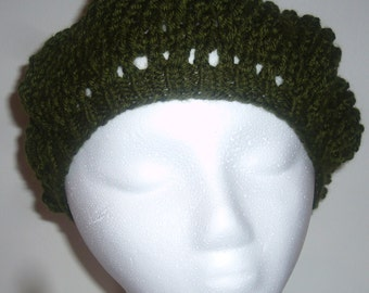 Knitted Cap or Tam