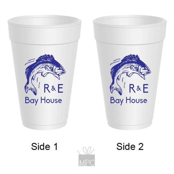 how to make personalized styrofoam cups