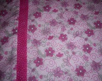 Baby Elephant Pillowcase