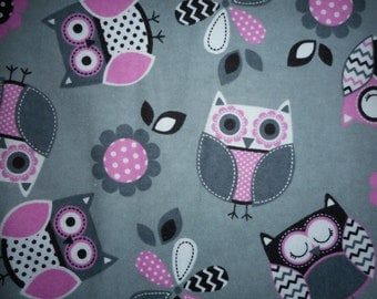 Owl Pillowcases