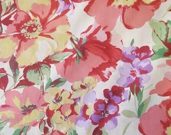 Stunning flower fabric