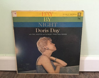 "Doris Day ""Day By Night"" vinyl record"