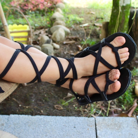 Baby Sandals, Gladiator Sandals, Handmade Sandals, Strappy Sandals, Toddler Shoes, Infant Girl Sandals, Lace Up Baby Sandals