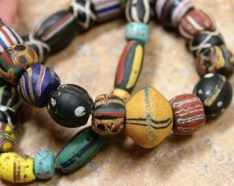 Rare Antique African Trade Beads