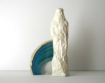 Merman, Aquarium Decor, Nautical Home Decor, King Neptune