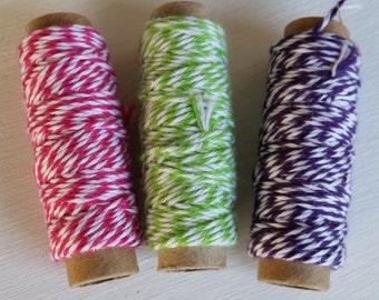 Baker's Twine - Set of 3