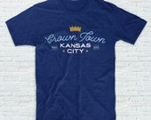 Kansas City Royals 'Crown Town' T-Shirt (PRE-ORDER)