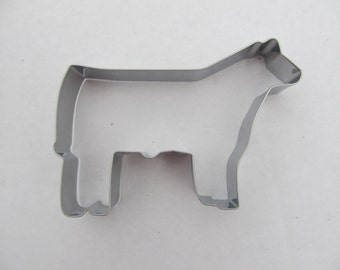 Show Steer Heifer Cookie Cutter