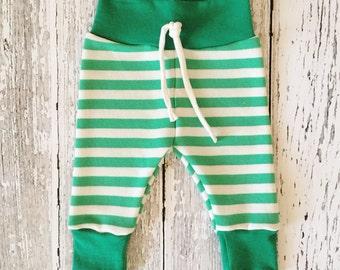 Baby leggings, baby joggers, baby jogger pants, french terry baby pants, drawstring baby pants, baby girl leggings, baby boy leggings