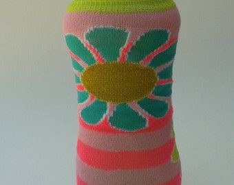 Flower Power Water Bottle Kozy