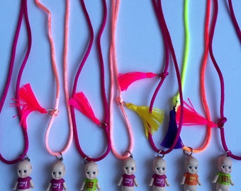 Mini 3cm Sonny Angel Necklace, girls necklace, kids necklace, girls fashion