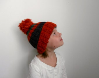 Colorful Wool Beanie