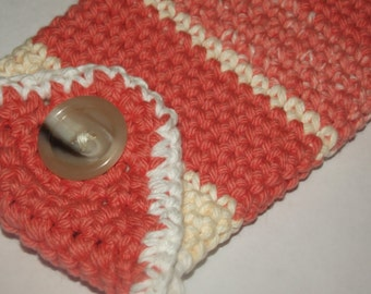 Crochet Cell Phone Case Pattern- Samsung S4 and S6 Cell Phone Case