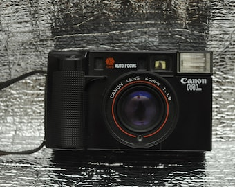 Canon AF35ML / Super Sure Shot / Autoboy Super Point and Shoot Camera