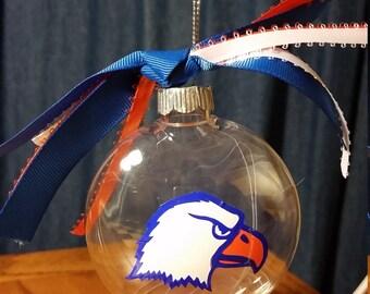 Carson Newman  Ornament