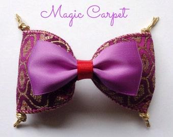magic carpet hair bow