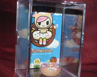 L@@K~~tokidoki Donutella display...New...