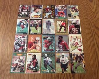 100 Phoenix (Arizona) Cardinals Football Cards