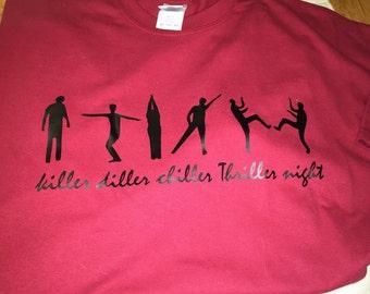 Thriller Inspired Shirt