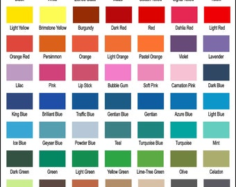 12 x 24 sheet oracal 631 matte vinyl for cricut silhouette - Cricut Vinyl Colors