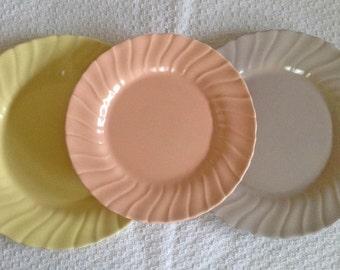 Franciscan Coronado Plates - Set of 3