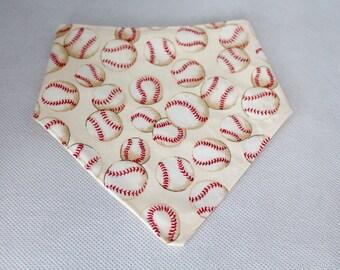 Bandana Bib Baseball
