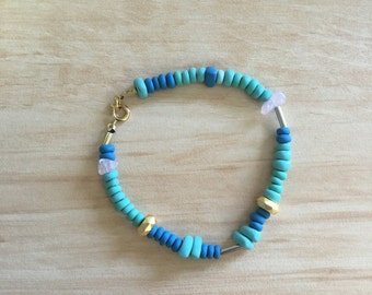 Beaded friendship bracelet 3