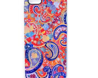 Gypsy Paisley Smart phone case