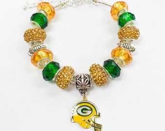 Greenbay Packers Bracelet