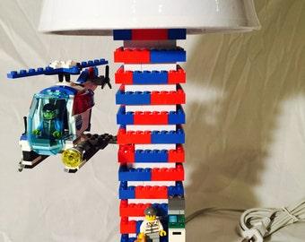LEGO® Lamp - Policeman
