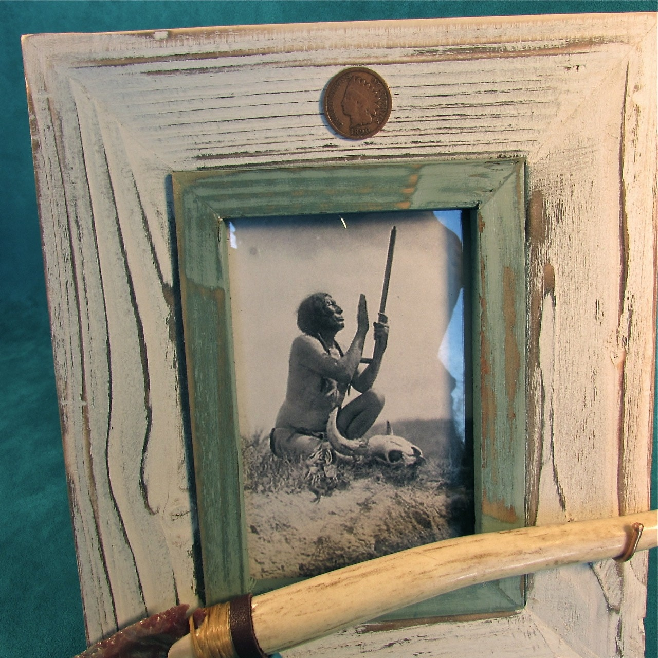 Native American Indian Picture Wall Art Decor Wade