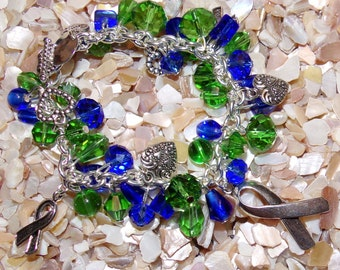 Neurofibromatosis Awareness Bracelet