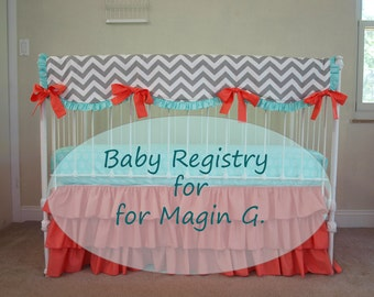Baby Registry for Magin G. - PILLOW