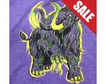 Mammoth Zombie T-Shirt